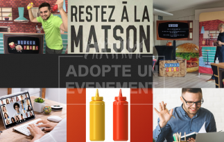 ANIMATION EQUIPE TEAM BUILDING AU BUREAU A LA MAISON ANIMATIONS DISTANCIELES POUR VOS EQUIPES | adopte-un-evenement