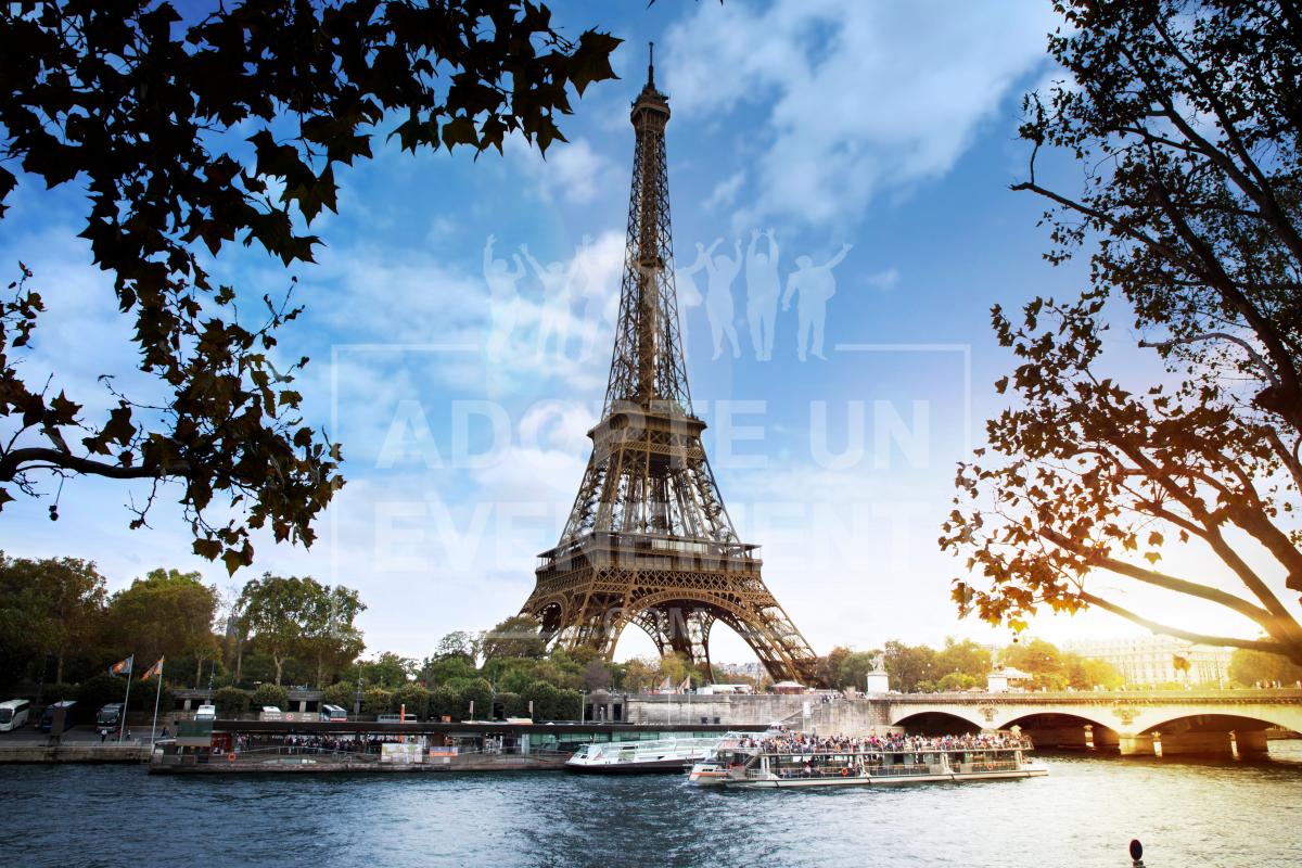 BATEAU PARIS TOUR EIFFEL CROISIRE DINER CROISIERE | adopte-un-evenement