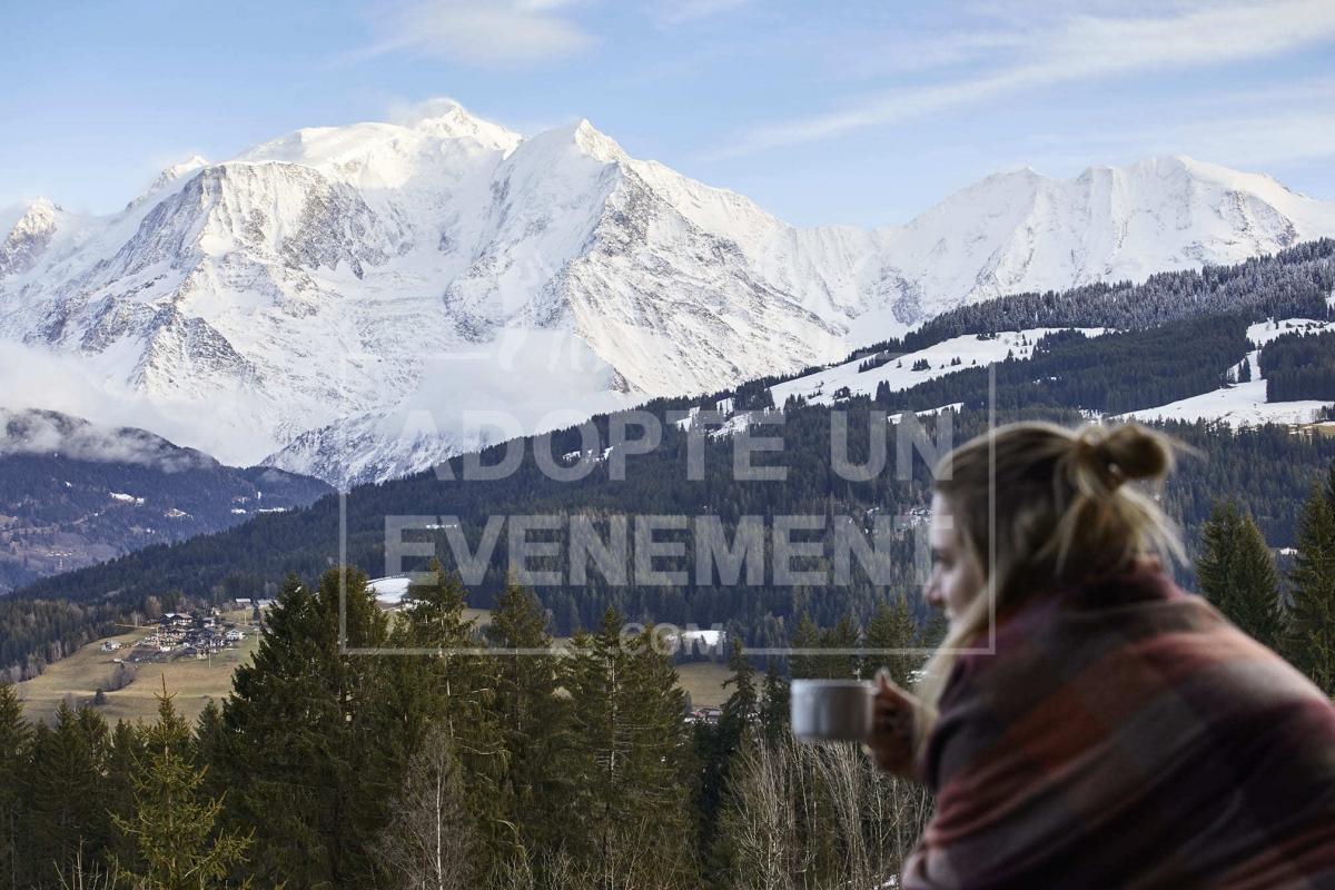 CHALET SEMINAIRE A LA MONTAGNE REUNION HOTEL COMBLOUX | adopte-un-evenement
